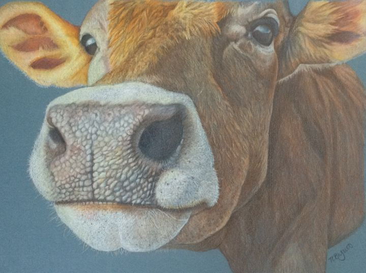 Cow - Tracey Bryant