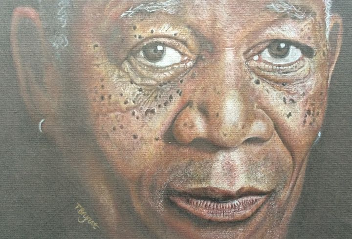 Morgan Freeman - Tracey Bryant