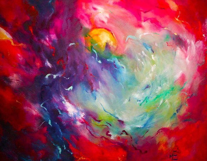 Awakening of the feminine heart. - Mariana Eksteen