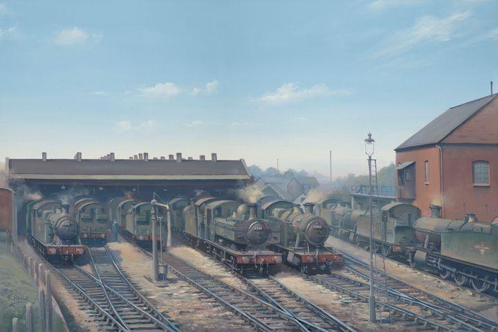 Duffryn Yard - Pictonart