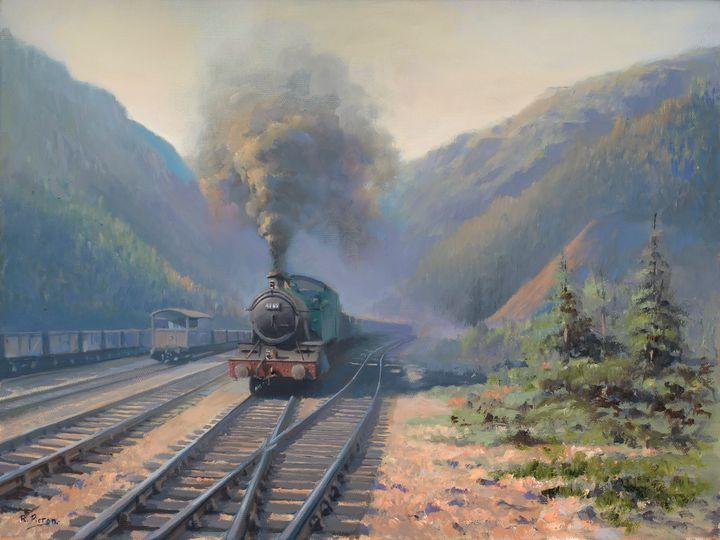 Coal Country - Pictonart