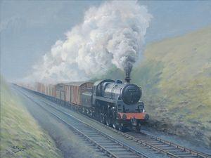 British Railways Class4 Freight