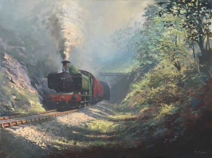 The Merthyr Tunnel - Pictonart