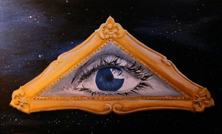 The all seing eye - Daniel