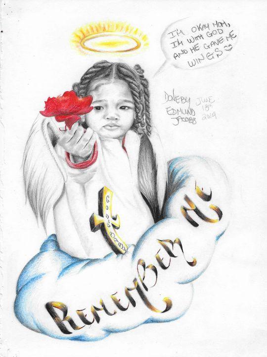 Little angel ( Maleah Davis ) - Edmund Jacobs