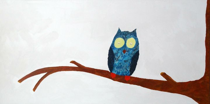 Hoo - Landrum Canvas