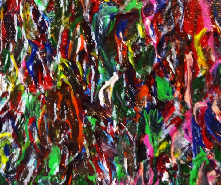 Together - Landrum Canvas