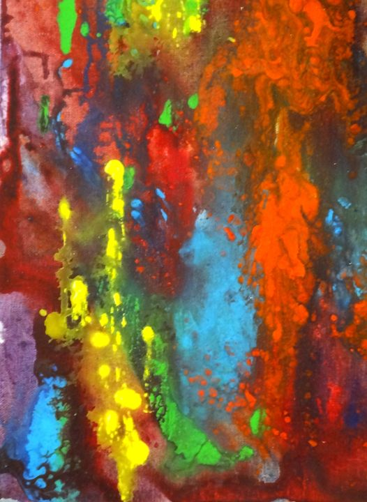 Beginning - Landrum Canvas