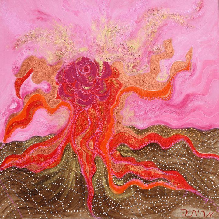 The Rose Way - Rose Liz Soul Art