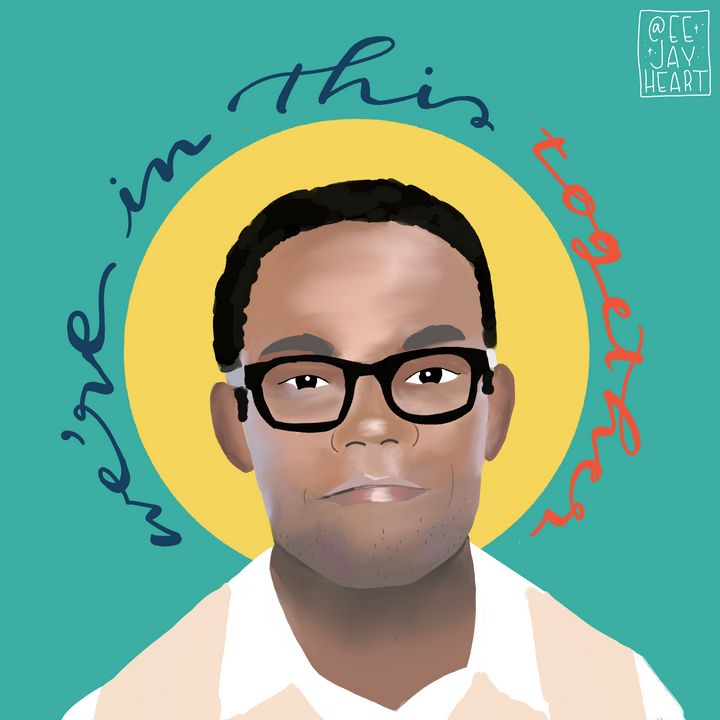 "Chidi ""We're In This Together"" - eejayheart 