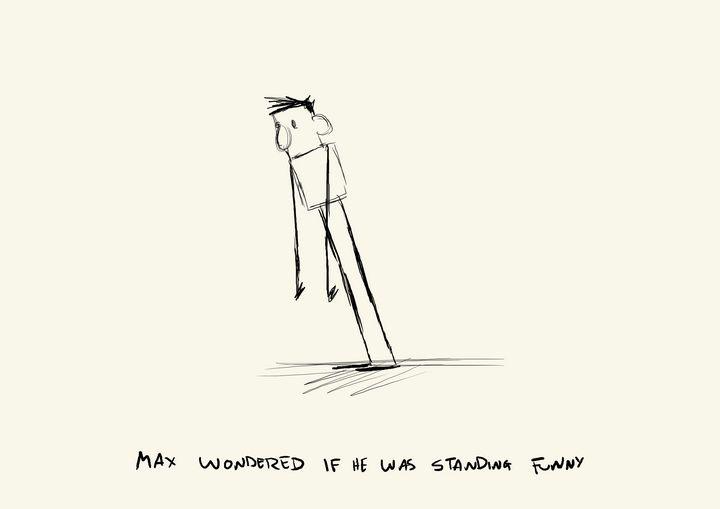 Max Standing - Sam Appru