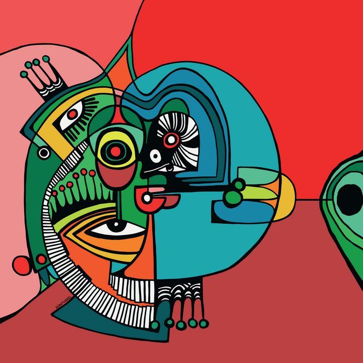 4 side art - Rona visions