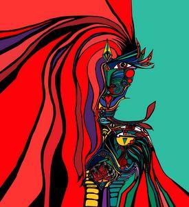 """""""Avishag"""" - Rona visions"""