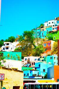 Rainbow City #4