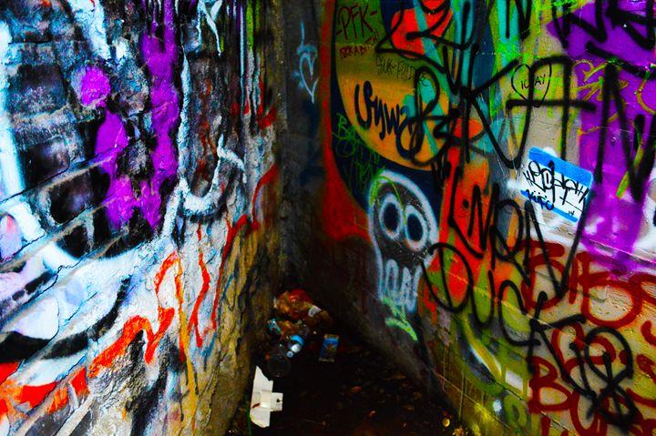 Trash Corner - Geronimo Lopez