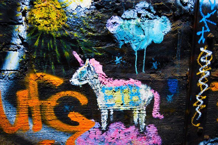 Unicorn Land - Geronimo Lopez