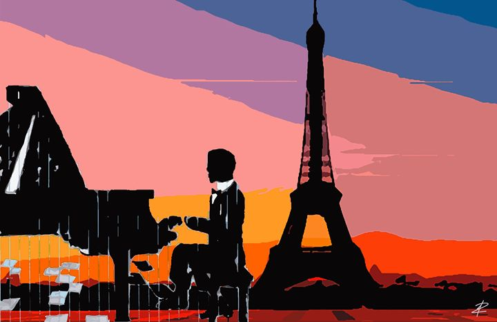 IMAGINE in PARIS - Jesse Raudales