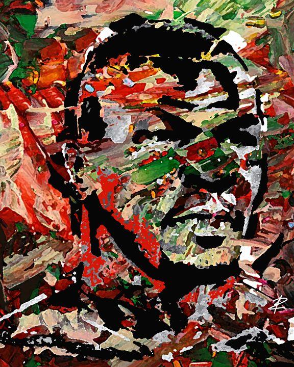 Tyson by Jesse Raudales - Jesse Raudales