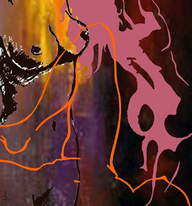 Intense Feelings - Jesse Raudales
