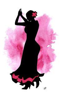 Ballerina by Jesse Raudales