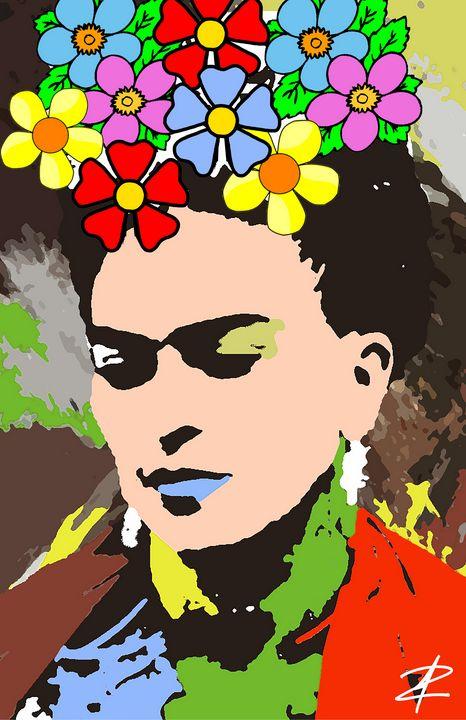 FridaK by Jesse Raudales - Jesse Raudales