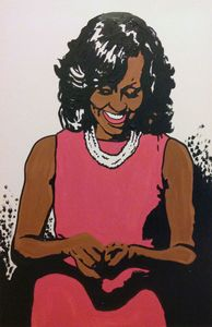 The First Lady by Jesse Raudales