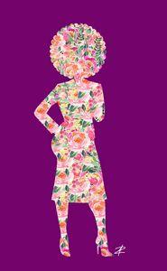 Renaissance Woman by Jesse Raudales