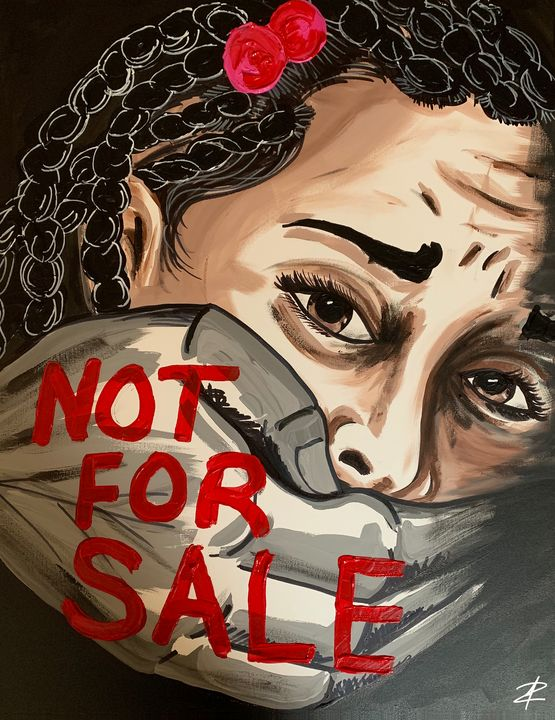 Not For Sale by Jesse Raudales - Jesse Raudales