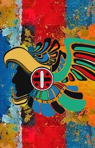 Aztec Otamies by Jesse Raudales