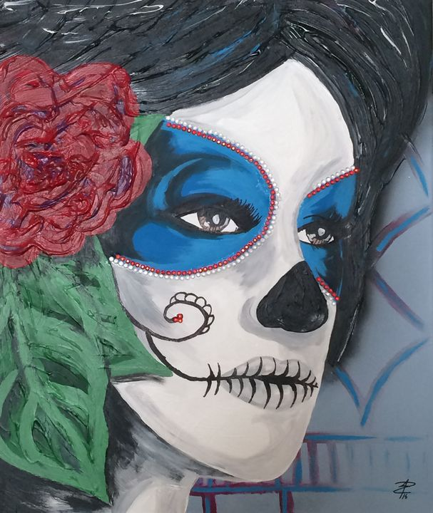 Day Of The Dead - Jesse Raudales