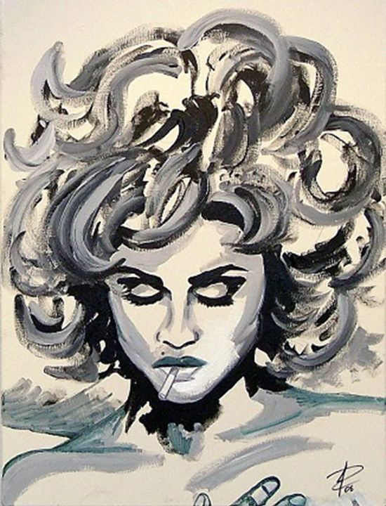 Madonna - Jesse Raudales
