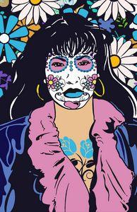 Selena Quintanilla-Pérez by Jesse Ra