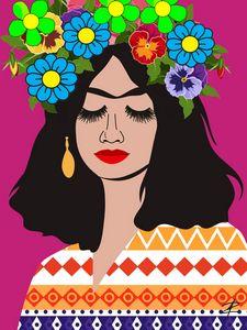 Frida2020 by Jesse Raudales