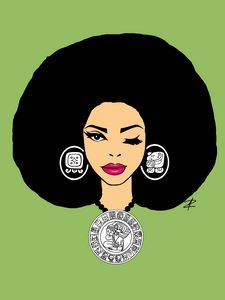 AfroLatina by Jesse Raudales - Jesse Raudales