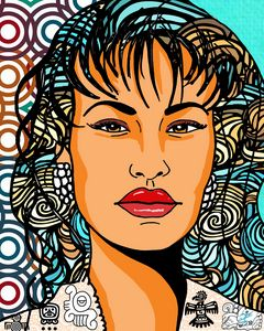 Salena Quintanilla by Jesse Raudales