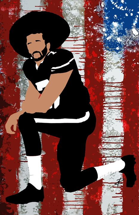Take a Knee by Jesse Raudales - Jesse Raudales