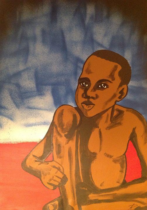 God Child - Jesse Raudales