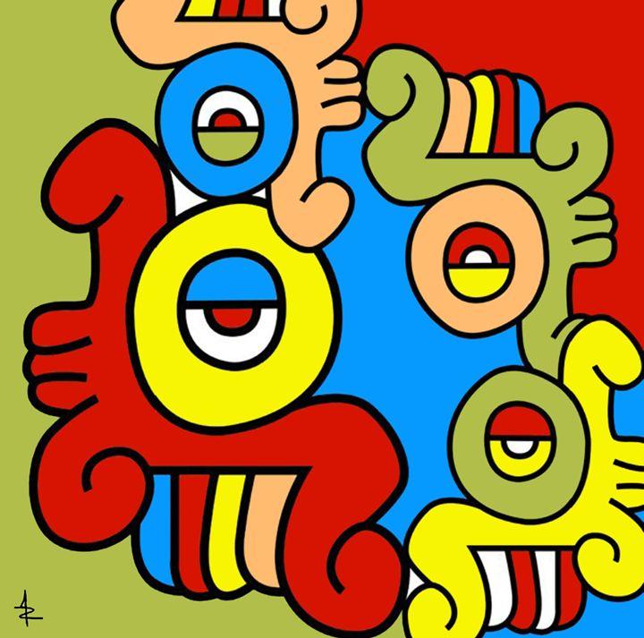 Quiahuitl - Jesse Raudales