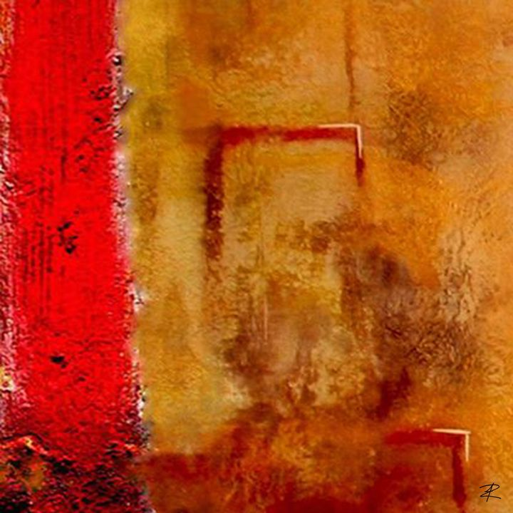 Restraint of Love - Jesse Raudales