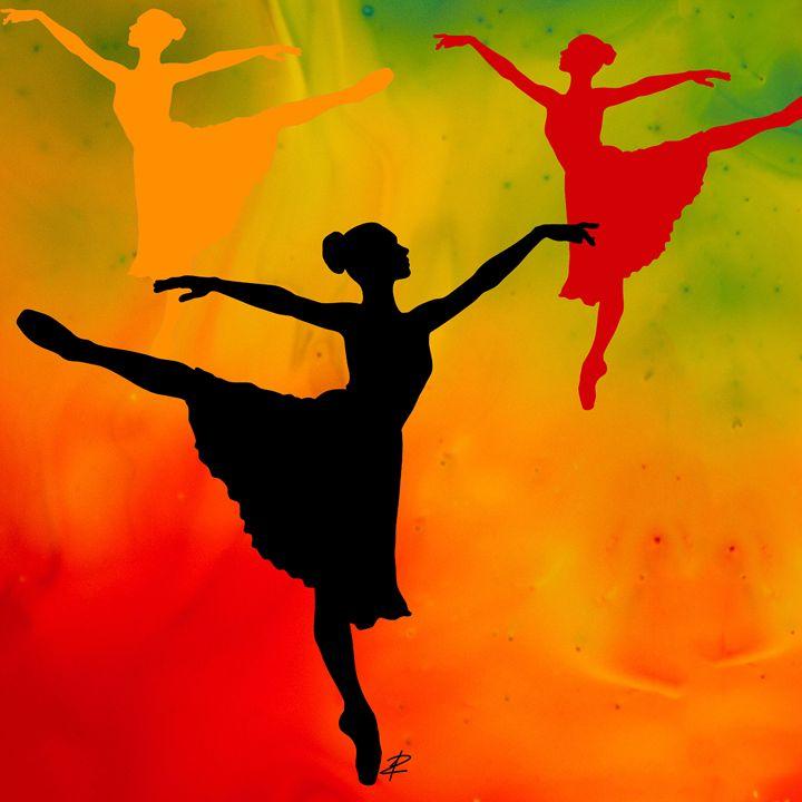 PRAISE DANCE - Jesse Raudales