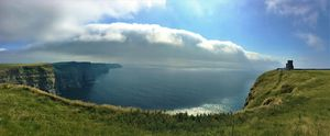 Panoramic Moher
