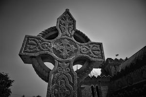 St. Canice Celtic Cross