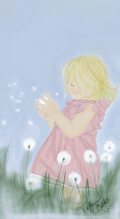 """""""Dandelions"""" - Elegant Designs"""