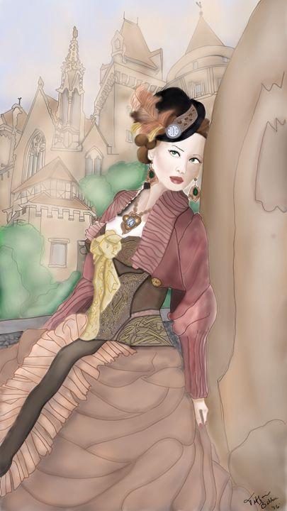Life in Steampunk - Elegant Designs