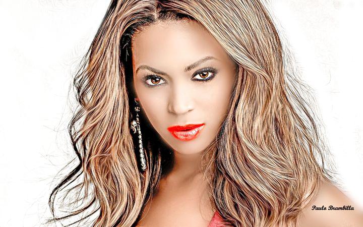 Beyoncé - Paulo Brambilla