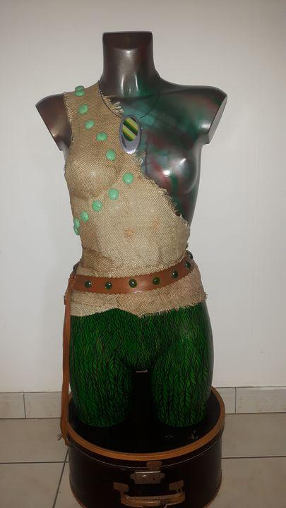 AMAZONIA - ANTHONY CAMILLE