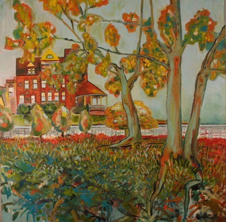 Westside View - MeganMorganHulme.com