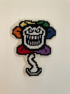 Undertale Flowey Pride Patch