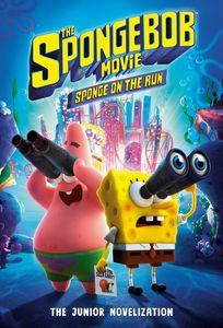sponge on the run movie poster