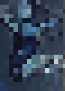 Woman in Blue - ricconn